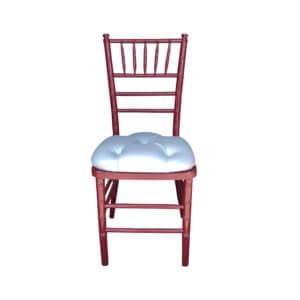Cadeira Tiffany Marsala