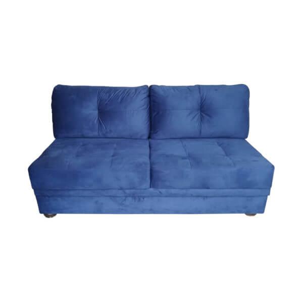 Sofá Luxo Azul