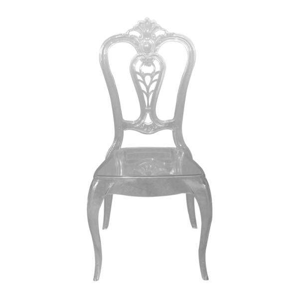 Cadeira Venezia Acrílica