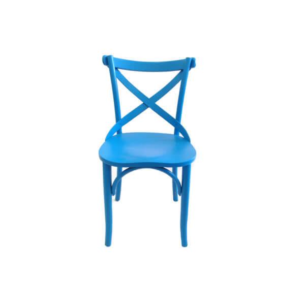 Cadeira Paris Color (azul)