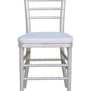 Cadeiras Tiffany perola
