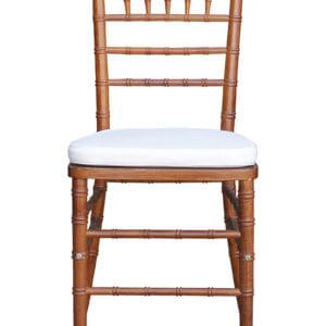 Cadeira Tiffany castanho